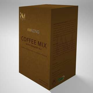 Coffee Mix W/ Tongkat ALI