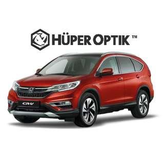 Paket Kaca Film Huper Optik Klassisch Series Untuk Honda CRV