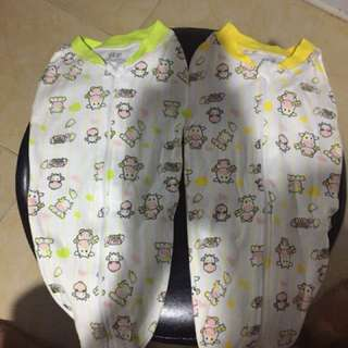 baju bedong new born