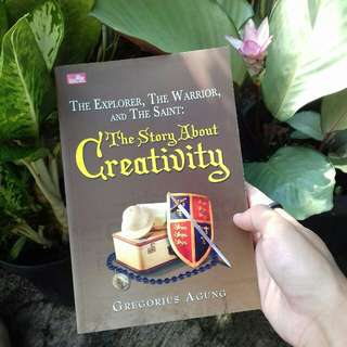 The Story About Creativity by  Gregorius Agung