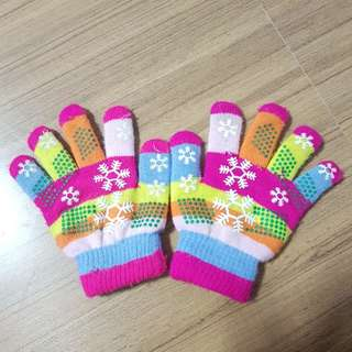 KIDS WINTER GLOVES 2yr-4yr