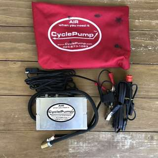 CyclePump Expedition Tire Inflator