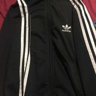 Authentic  adidas zip up