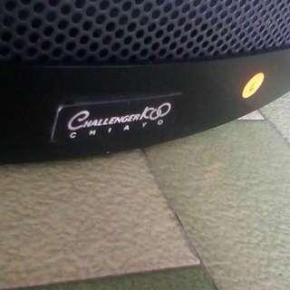 Portable Amp mic system CHIAYO