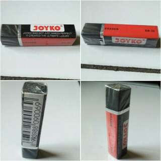 Penghapus pencil, joyko