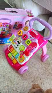 Baby walker still in a box never been used