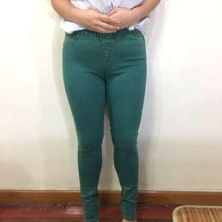 Green Jegging