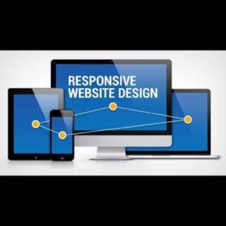 Build or redesign your website / app!