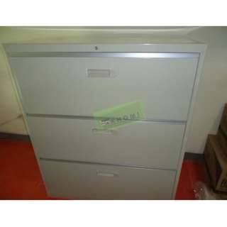 KHOMI--3 LAYER LATERAL CABINET