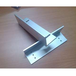L/Z Bracket for Magnetic Lock Support Access Control