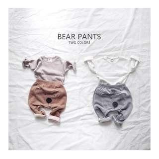 SB265 Bear Pants