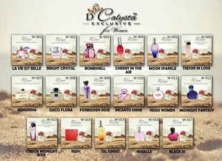 Men's and Women's perfume