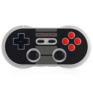 8Bitdo NES30 Pro Wireless Gamepad Bluetooth USB Controller Classic Joystick for iOS Android PC Switch nintendo
