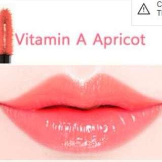 Beauty People - PURE VITAMIN LIP TATTOO Apricot