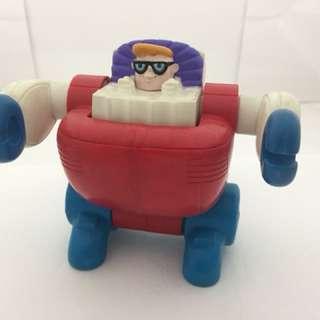 Dexter (Jolibee Happy Meal Toy)