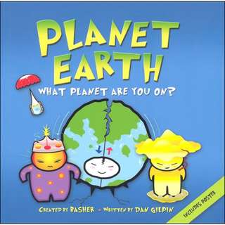 Basher Science: Planet Earth (Hardcover)