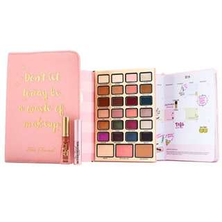 Too Faced Boss Lady Beauty Agenda ***Limited Edition***