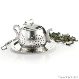 last one! new Avon tea pot shaped infuser!