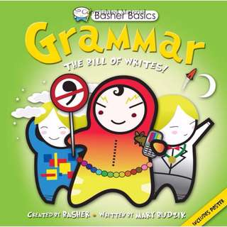 Basher Basics: Grammar (Hardcover)