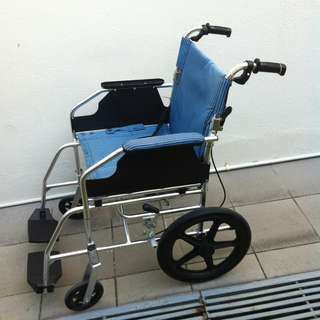 Wheel chair. In good working condition.