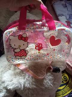 Pouch hello kitty lokal❤