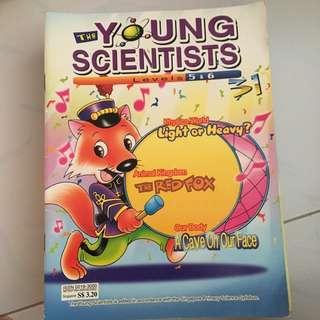 Young Scientist Pri 5&6 Books