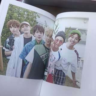 BTS OFFICIAL SEASON'S GREETING DIARY/PLANNER