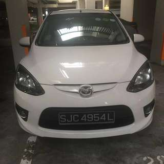 Mazda 2 For Rent
