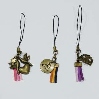 Keychain/Handphone Strap