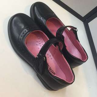 Black shoes kids
