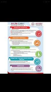 Medical Card + Saving + Hibah