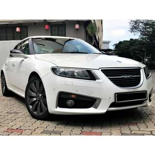 SAAB 9-5 AERO 2.8 AT ABS D/AB HID XWD 4DR TC