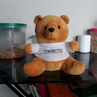 Boneka Teddy Bear Mederma