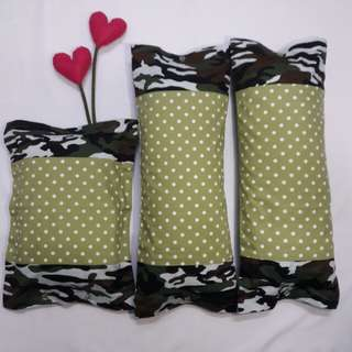 Set Bantal Kekabu Baby (0-12month)