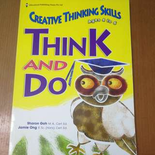 Creative thinking skills Think and Do