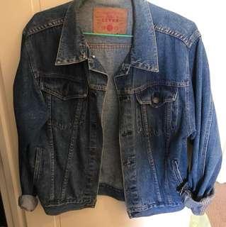 Denim blue jacket vintage