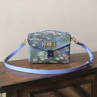 Louis Vuitton Pochette Metis Monet