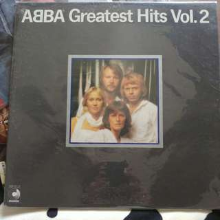 Vinyl ABBA Greatest Hits Vol. 2