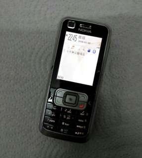 Nokia 6120-c手機