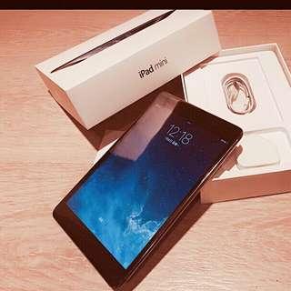 【香港行貨】IPAD MINI 1 16GB WIFI,IOS 10 ,無JB  100%原裝 價錢 HK$: 790