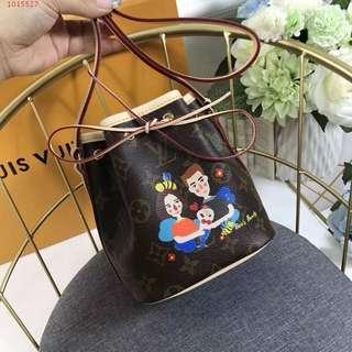 LV Bucket nano bag
