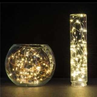 Copper Fairy Light