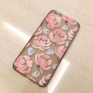 Iphone 6s flower casing