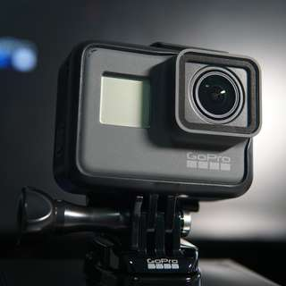 GoPro Hero 5 Black (Almost New!)