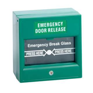 Emergency Break Glass for Access/Fire Control System