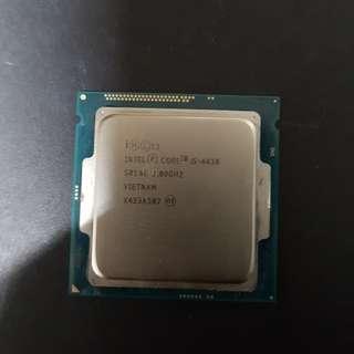 4核 Intel Core i5-4430 3.0G 6MB LGA1150 Quad core