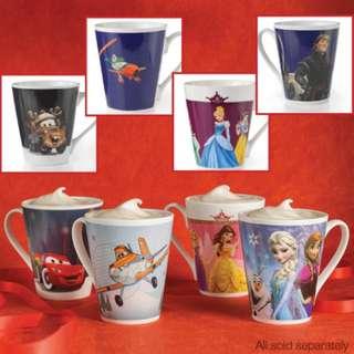 new! Disney princess magic mug