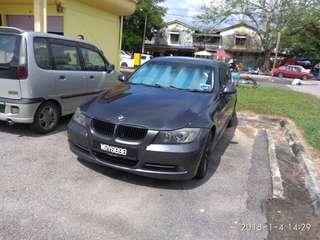 BMW 325i sedan E90 (A)