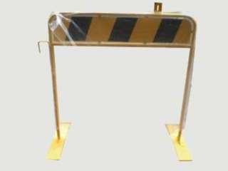 Safety Metal Barricade 安全金属屏障