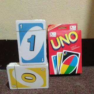 UNO Cards for 2-10 players